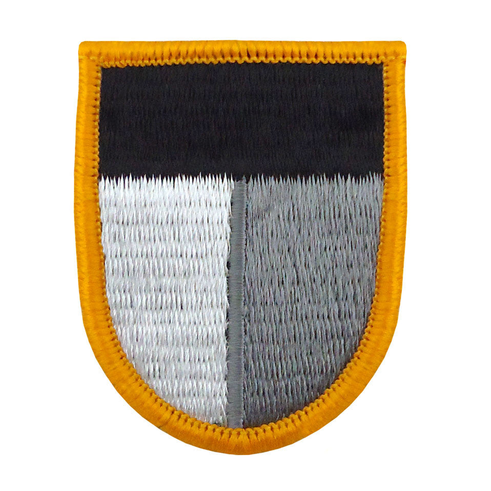 U.S. Army JFK Special Warfare Center Beret Flash