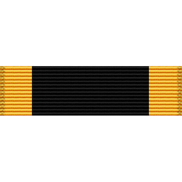 California National Guard Memorial Service Ribbon