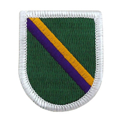 Civil Affairs & Psychological Operations Command Beret Flash