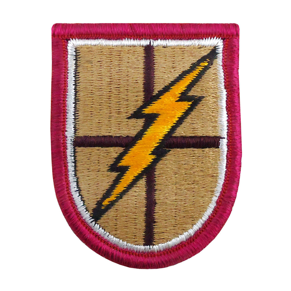 167th Support Battalion Beret Flash