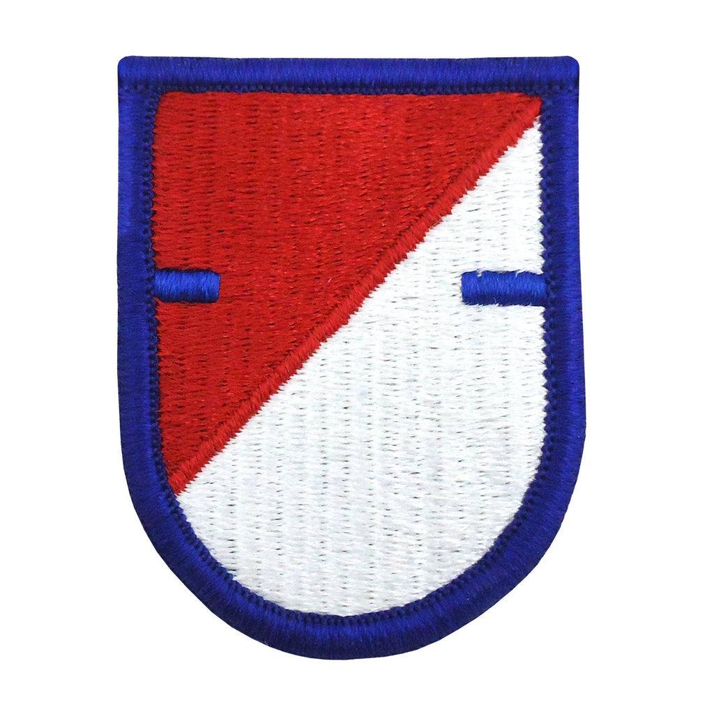 1st Squadron, 40th Cavalry Regiment Beret Flash