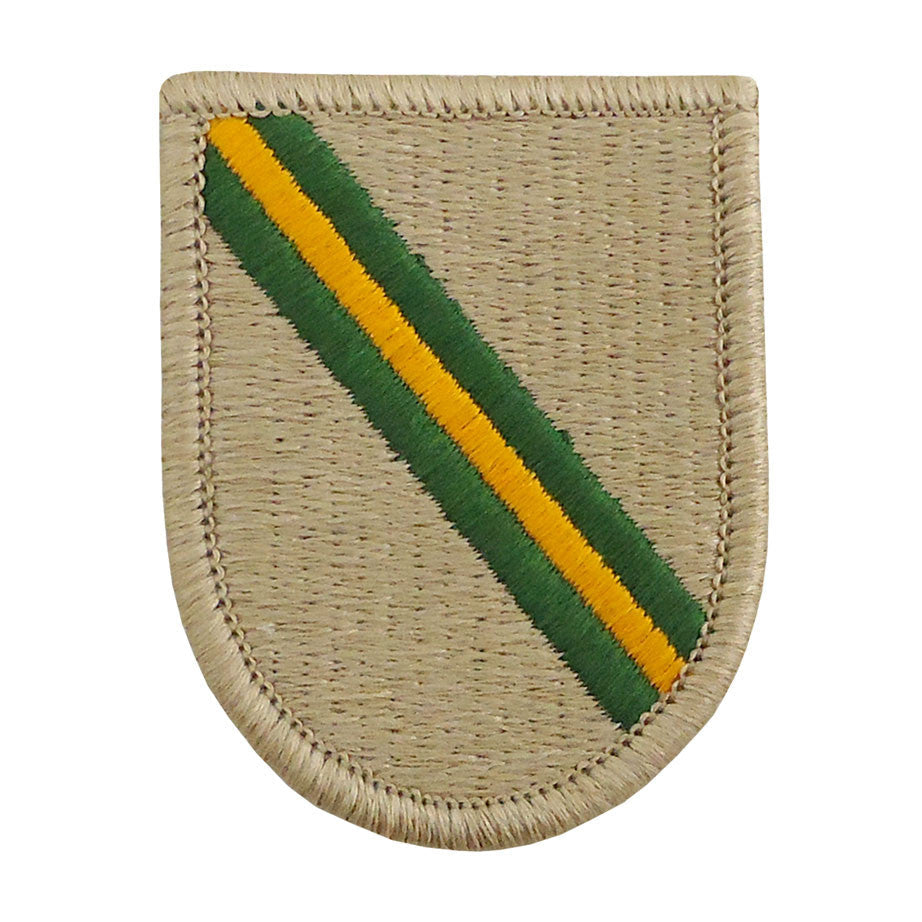 421st Quartermaster Company Beret Flash