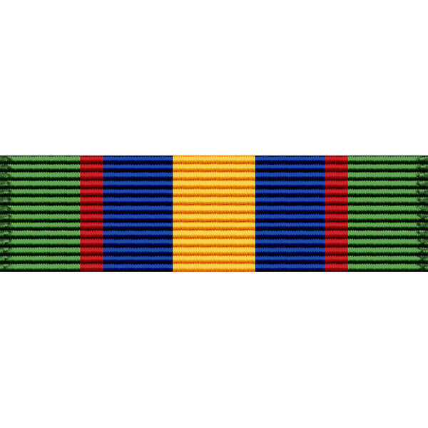 California National Guard Military Cross Ribbon