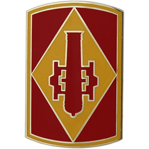 75th Fires Brigade Combat Service Identification Badge