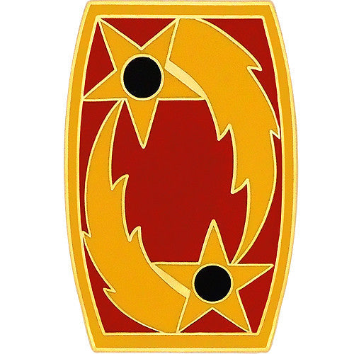 69th ADA (Air Defense Artillery) Combat Service Identification Badge