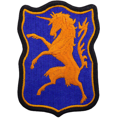 6th ACR (Armored Cavalry Regiment) Class A Patch