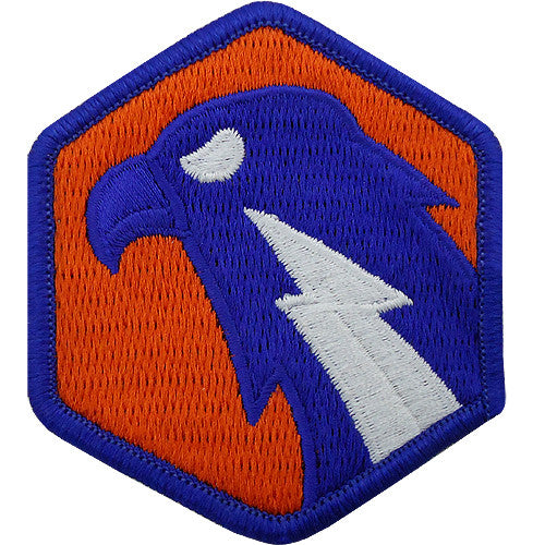 6th Signal Command Class A Patch
