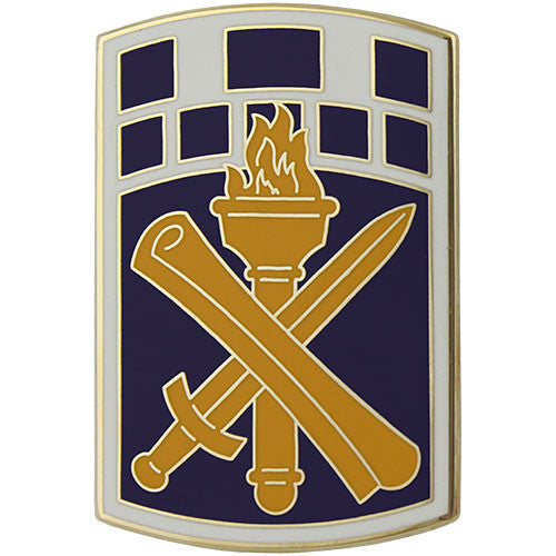 351st Civil Affairs Command Combat Service Identification Badge