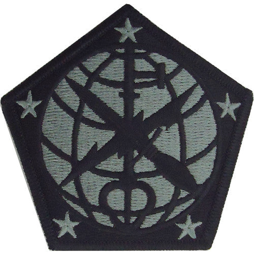 704th Military Intelligence Brigade ACU Patch