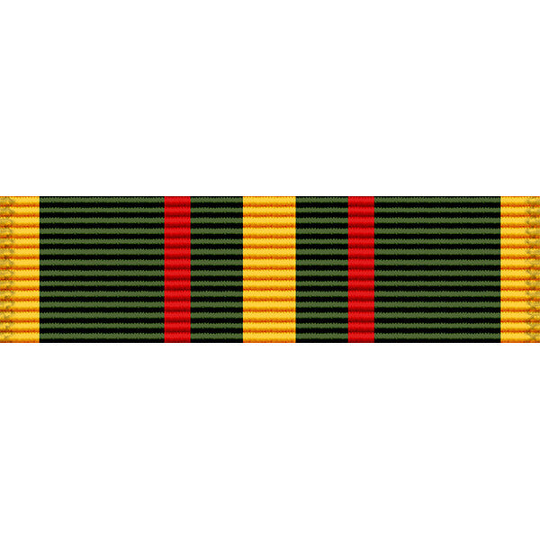 Indiana National Guard Distinguished Service Medal Ribbon