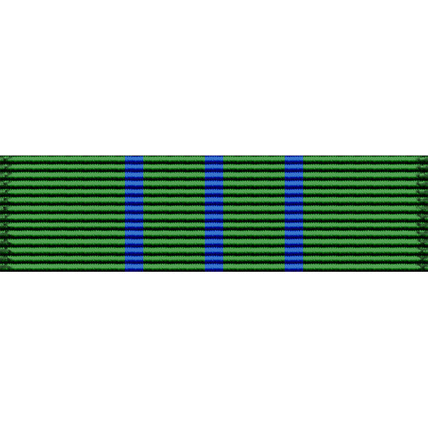 Kansas National Guard Achievement Thin Ribbon