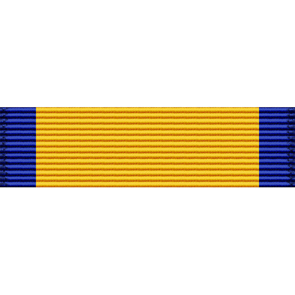 Mississippi National Guard Medal of Efficiency Thin Ribbon
