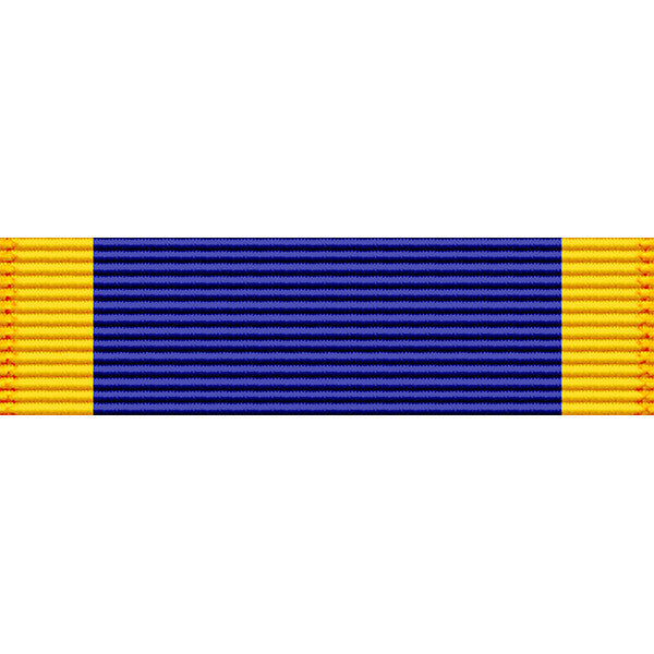 Mississippi National Guard Emergency Service Medal Thin Ribbon