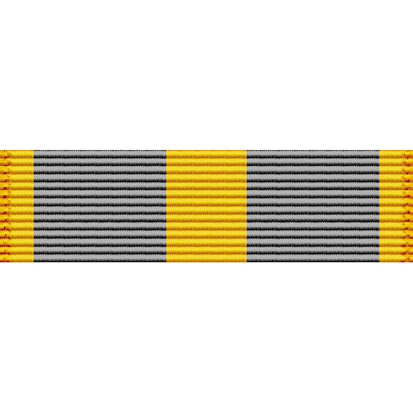 Minnesota National Guard Good Conduct Medal Ribbon