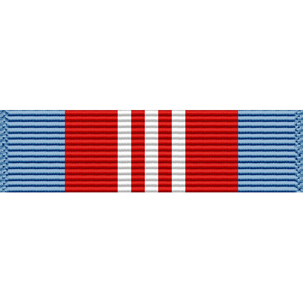 Tennessee National Guard Commendation Medal Thin Ribbon