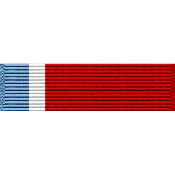 Tennessee National Guard Service Thin Ribbon