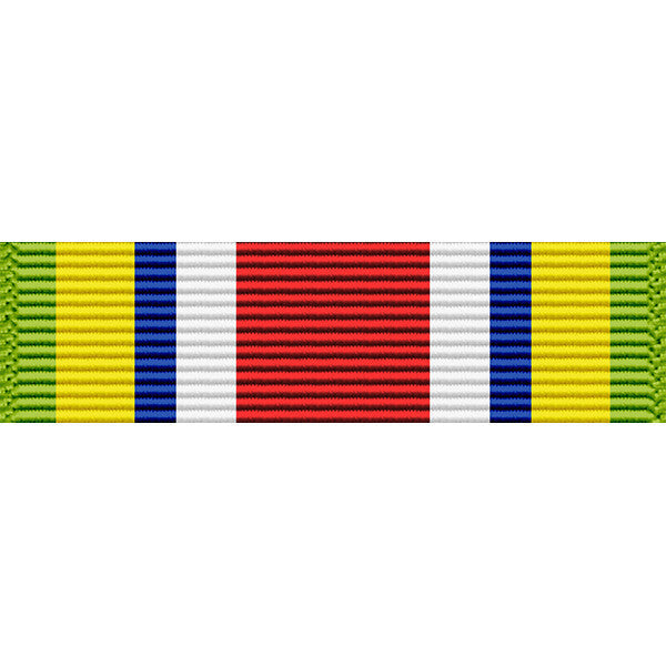 Tennessee National Guard War Service Ribbon