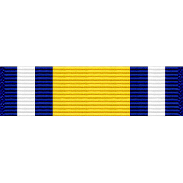 West Virginia National Guard Emergency Service Thin Ribbon