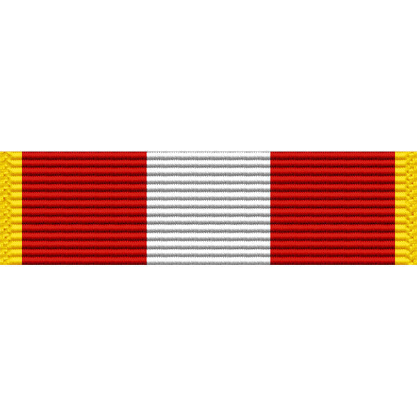 Hawaii National Guard Active Duty Basic Training Thin Ribbon