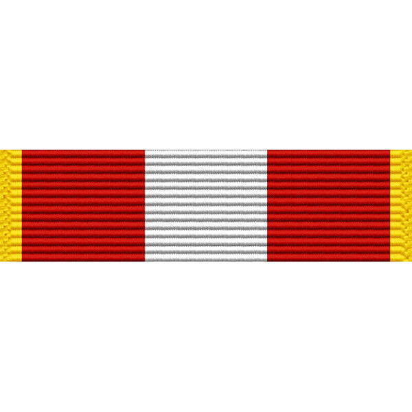 Ohio National Guard Basic Training Service Thin Ribbon