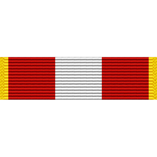 Tennessee National Guard Volunteer Thin Ribbon
