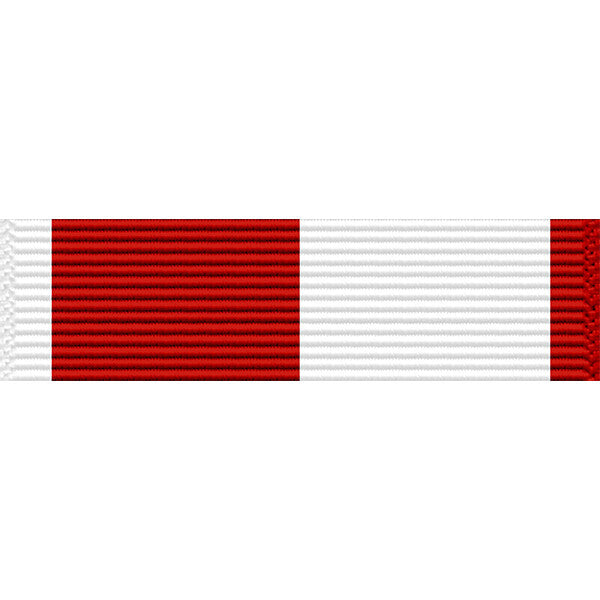 Alabama National Guard Faithful Service Medal Ribbon