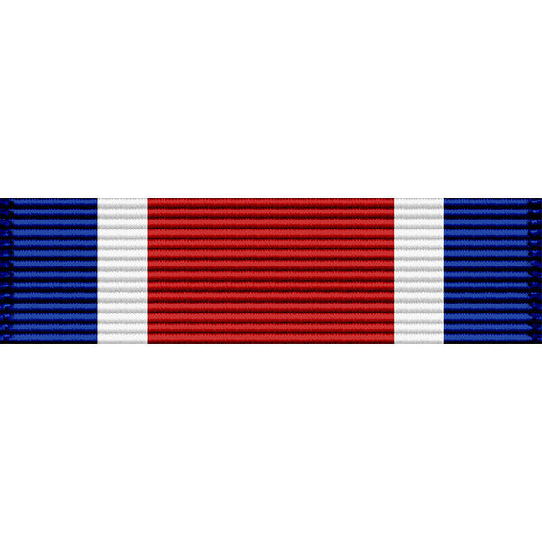 Massachusetts National Guard Medal of Valor Thin Ribbon