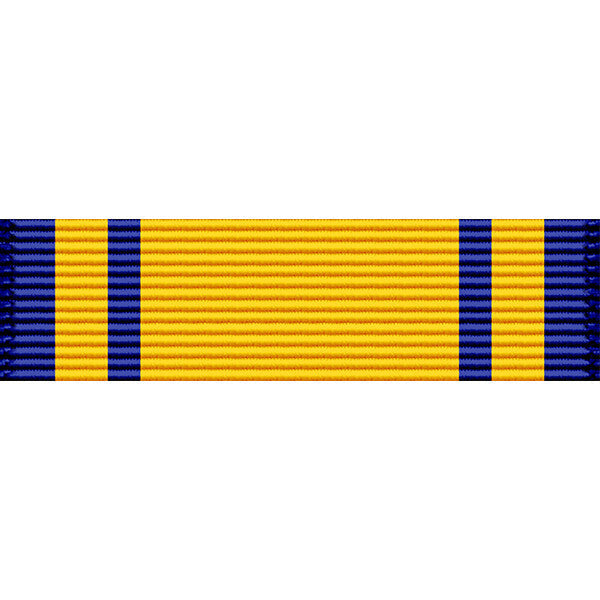 Nebraska National Guard Individual Achievement Medal Thin Ribbon