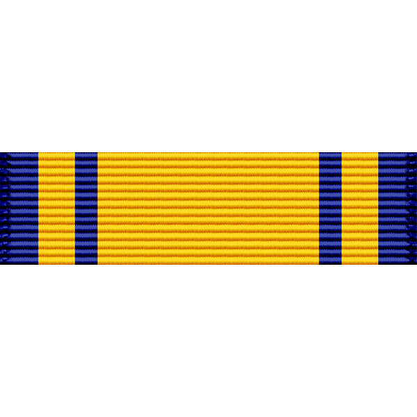 South Dakota National Guard Distinguished Service Medal Ribbon