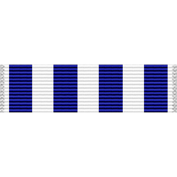Washington National Guard Good Conduct Medal Thin Ribbon