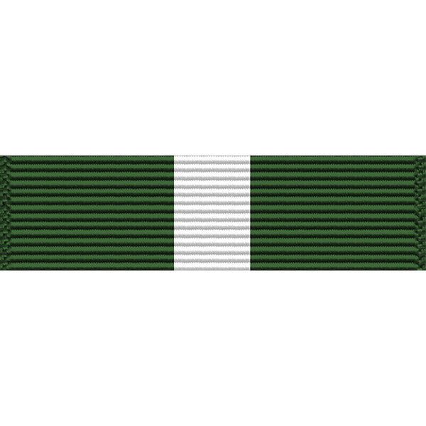 Maine National Guard Commendation Medal Thin Ribbon
