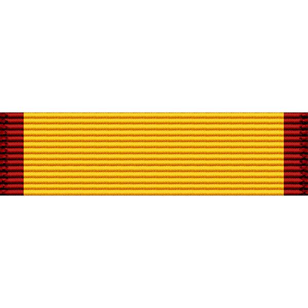 Puerto Rico National Guard Medal of Honor Thin Ribbon