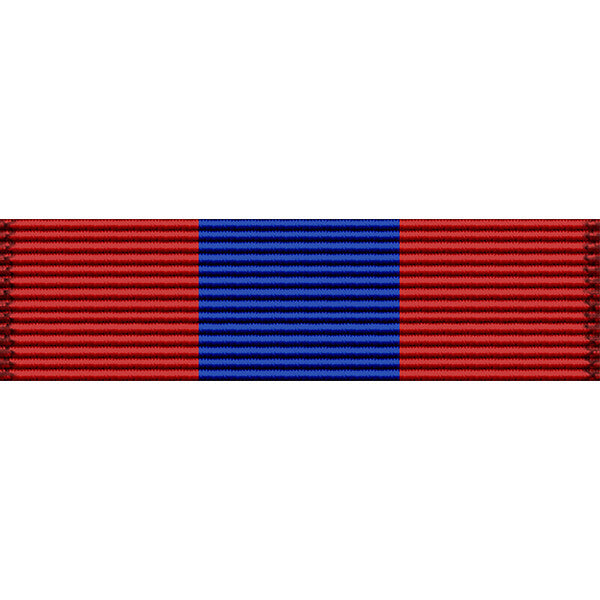 Maine National Guard Achievement Medal Thin Ribbon