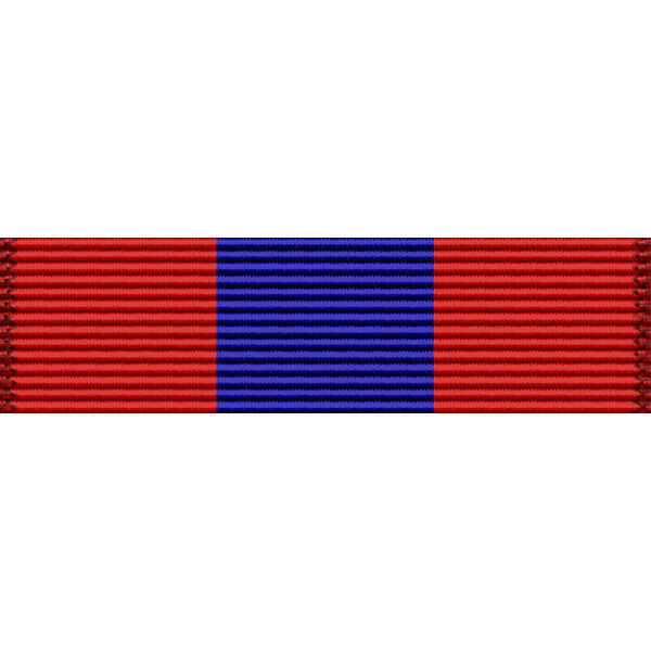 Mississippi National Guard War Medal Thin Ribbon