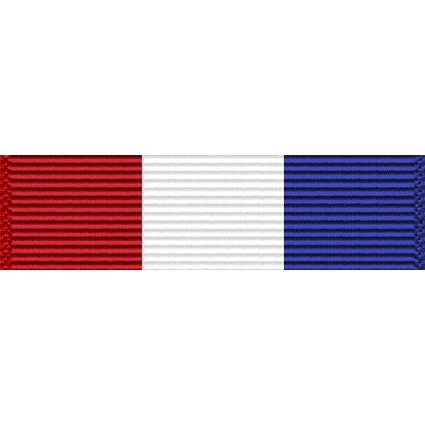 South Dakota National Guard Service Medal Thin Ribbon