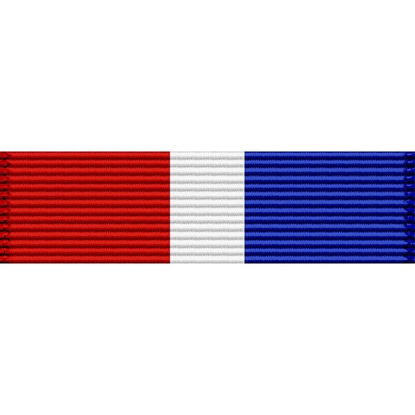 Wisconsin National Guard Meritorious Service Medal Thin Ribbon