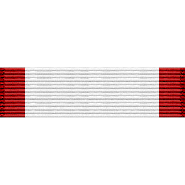 Mississippi National Guard Magnolia Medal Thin Ribbon