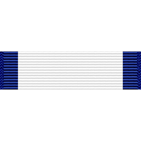 Mississippi National Guard Service School Medal Thin Ribbon
