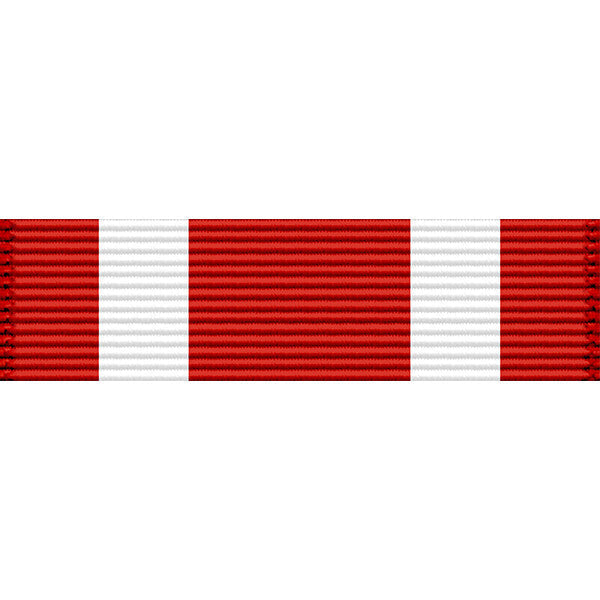 Wyoming National Guard Meritorious Achievement Medal Thin Ribbon