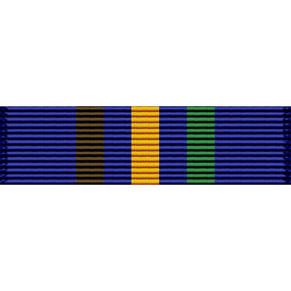 Georgia National Guard Humanitarian Service Award Thin Ribbon