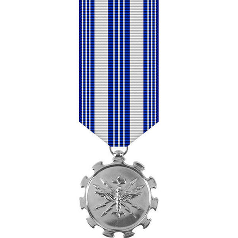 Air Force Achievement Anodized Miniature Medal