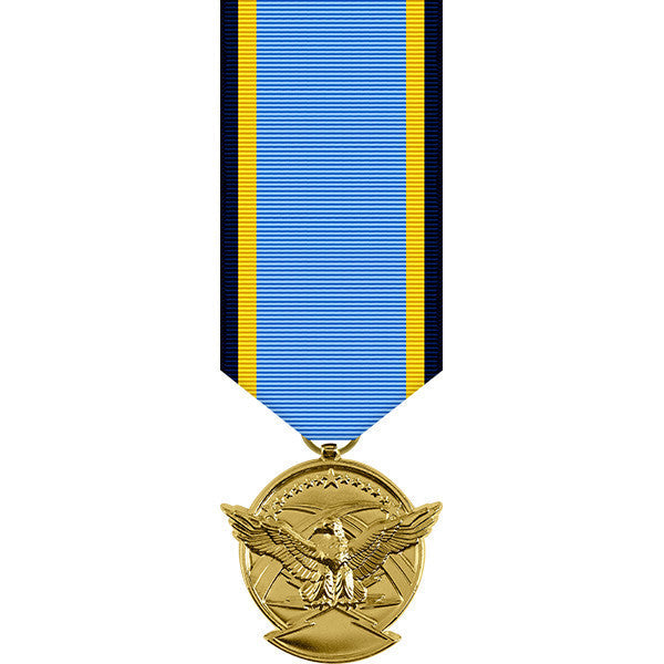 Air Force Aerial Achievement Anodized Miniature Medal