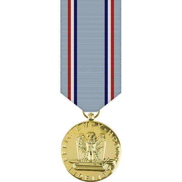 Air Force Good Conduct Anodized Miniature Medal