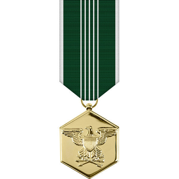 Army Commendation Anodized Miniature Medal