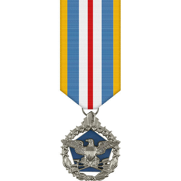 Defense Superior Service Anodized Miniature Medal