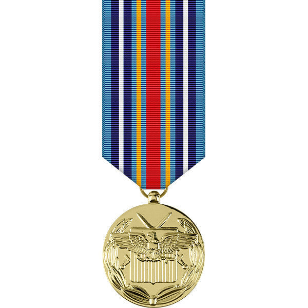Global War on Terrorism Expeditionary Anodized Miniature Medal