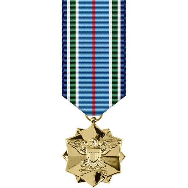 Joint Service Achievement Anodized Miniature Medal