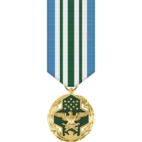 Joint Service Commendation Anodized Miniature Medal