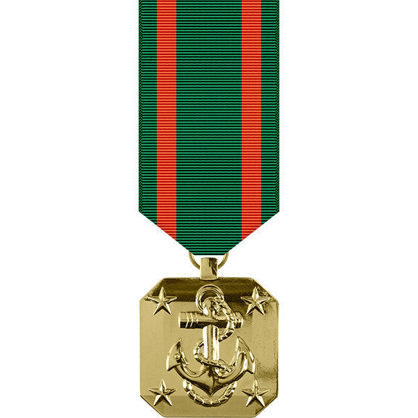 Navy & Marine Corps Achievement Anodized Miniature Medal