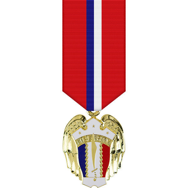 Philippine Liberation Anodized Miniature Medal - World War II